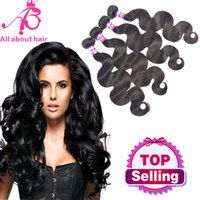 100 brazilian human hair - Brazilian hair body wave human hair A Grade Brazilian body wave bundles unprocessed natural human hair extensions