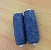 Wholesale Custom design Print logo Opp bag foot massager Extra Coarse Replacement Refill Roller Heads Perfect Wet Dry Refill Pack