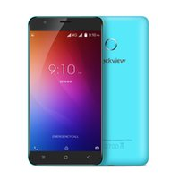 Wholesale Blackview E7 G Smartphone Inch Android Quad Core GB RAM G ROM Mobile Phone MTK6737 GHz MP Touch ID