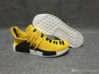 Wholesale Human Race NMD Pharrell Williams Sneakers Men Women Running Shoes