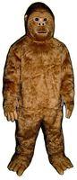 big bigfoot - Deluxe Bigfoot Mascot Costume Big foot Theme Anime Cosply costumes Carnival Fancy dress Fursuit Kits for Halloween