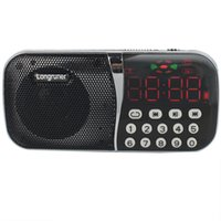 best pocket radios - Best Digital FM Radio Receiver MP3 Player Multimedia Speaker Portable Pocket Radio with BL C Battery Y4175C Fshow