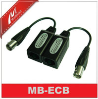 Wholesale 1 CH Passive Ethernet Over Coax Cable