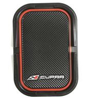 auto seat ibiza - Anti Slip Sticky Pad For Seat Auto accessories Fit For Leon Ibiza FR Cupra Logo