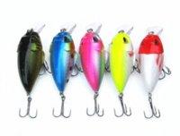 7cm Hot leurre de pêche 11g 5pcs / lot SMALL crankbait, pêche dur appât Japon leurre pêche livraison gratuite