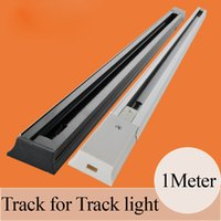Wholesale Peices Meter Wires Aluminum Rail Of Track Lights Track for LED Track Lamps