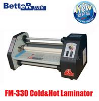 Wholesale FM paper laminating machine students card worker card office file laminator Guranteed photo laminator