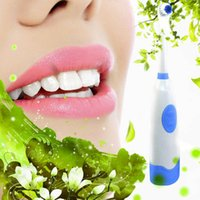 Wholesale Brand new Electric Toothbrush Ultrasonic Sonic Rotary Electric Toothbrush No Rechargeable Tooth Brush Electric Oral Tooth Care