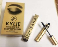 Wholesale Hot Kylie Mascara Magic thick slim waterproof mascara Black Eye Mascara Long Eyelash