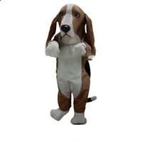 basset hound pictures - Basset Hound Mascot Costumes Cartoon Character Adult Sz Real Picture