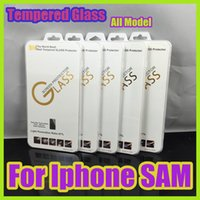 Wholesale 2 D tempered glass for iphone s plus mm H anti explosion screen protector film for iphone SE s samsung galaxy S7 s4 s5 s6 note5