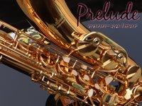 Wholesale Genuine France Prelude Conn Selmer Baritonsaxophon Tenor Saxophone Gold Professional B Mouthpiece Sax saxofone