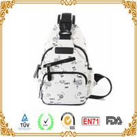 Wholesale SIMPLE POLYESTER sling bag xiamen oem SUPPLIER for INTERNATIONAL market in