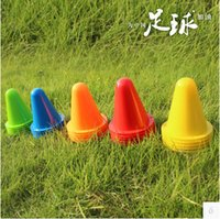 agility cones - Gorgeous top quality agility training marker skating roller pile skate board skating rollerskate figure skating slalom cones