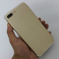 Wholesale New Goophone i7 Plus Show G LTE Real Quad Core MTK6580 Android GB RAM GB ROM GB SD Card quot HD MP G Metal Cell Phones