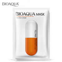 beauty pill - bioaqua brand beauty products pills face mask face care moisturizing Oil control pore firming balance Brightens Skin Care smooth