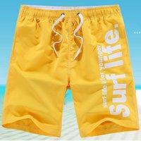 Wholesale New Quick Drying Beach Shorts Surf Shorts For Men Casual Board Shorts Men s Jogger Short bermudas hombre masculinos CC025