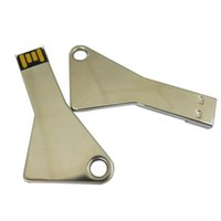 key shape usb flash drive - Key Shape USB Flash Drive Memory Disk USB Real GB GB GB GB Metal USB Flash Drives