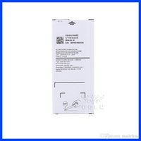 Wholesale Wholesales Battery For Samsung Galaxy A5 SM A500 A500 EB BA510ABE mAh Batteries New Replacement V Li ion Battery