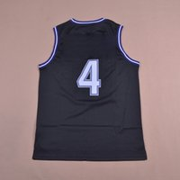 Wholesale Chris Webber Black Baskeball Jersey Sports wear Replica embroidered LOGO