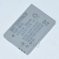 Wholesale B L NB5L Battery for Canon PowerShot S110 SD950 SD970 SD990 SX200 IS SX200IS SX210 IS SX230 HS SX230HS Digital Camera battery charg