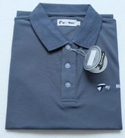 brand golf shirt - 2016 NEW brand Men s Paul unlined upper garment golf shirt quick dry T shirt Short sleeve shirt Casual fashion shirts US SIZE M XXL