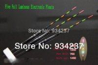Глубоководные огни Цены-Горячий Рыбалка Поплавок Поплавок Электрический свет + батареи Deep Water Поплавок рыболовные снасти 1pcs Рыбалка Поплавок, рыболовные снасти поплавков Размер # 1
