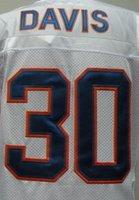 authentic terrell davis jersey - Discounts Terrell Davis Jersey Football Throwback Jersey Best quality Authentic Jersey Size M XXXL Accept Mix Order