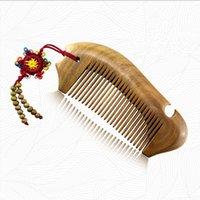 Wholesale Verawood Detangling Hair Anti Static Comb