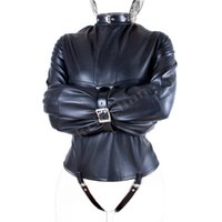 adult lingerie toys - Black BDSM Soft PU Leather Sexy Lingerie Body Bondage Belt Slave In Adult Games For Couples Fetish Sex Product Toys For Women