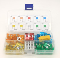 amp types - ATM Fuses Mini Blade type Fuse piece Kit Color coded for easy AMP