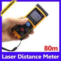 Wholesale Laser measures m digital tape measure laser distance meter sensor