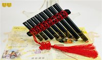 Wholesale 8 tubes Key C beginner type DIY panflute famous brand UU in China
