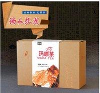beauty health card - Maca tea Maca in yunnan black tea Ancient tree fragrance Keeping in good health tea The card beauty to raise colour tea scented tea AAA