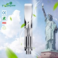 Wholesale 2016 Transpring trending products chine market no leak no oil out cbd oil vaporizer pen e cig