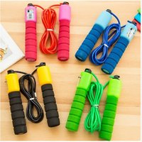 Wholesale Electronic Counting Jump Rope Skipping Rope Gym Fitness Losing Weight Jump Rope Sports Exercise Equipment M LJJP131
