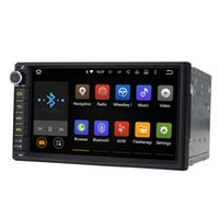 Wholesale Joyous J H DIN Android Quad Core Universal Car Audio Stereo GPS Navigation P HD Radio Automotive Multimedia car DVD Player