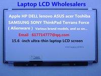 Wholesale LTN156AT35 LTN156AT20 N156BGE LA1 LP156WHB B156XW04 V LP156WH3 B156XW03 N156BGE L41 NEW LED Display Laptop Screen