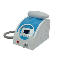 Wholesale Q Switch Nd Yag Laser Tattoo Removal Machine With Three Treatment Tips For Pigment And Tattoo Remove
