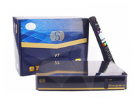 av pvr - Skybox V7 Satellite receiver P DVB S2 MPEG4 HD PVR Ypbpr HDMI AV output