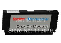IDE 16MB Yes New Kingspec SSD IDE PATA DOM MLC 40PIN 32GB (KDM-40VS.2-032GMS)Industrial Disk On Module Solid State Drives Vertical+Socket