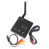 auto helicopter - Boscam RC32S Wireless FPV Receiver Jack SMA Video Audio AUTO SCAN Receiver with G CH for RC Helicopters