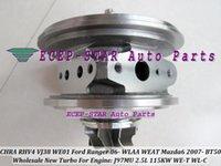 Wholesale RHV4 VJ38 VHD20011 WE01 Turbocharger Turbo Cartridge CHRA For FORD Ranger WLAA WEAT MAZDA BT50 BT WE T WL C J97MU L