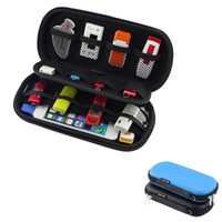 bank health - 2016 New Digital Products Pouch Travel Storage Bag for USB Flash Drive Health USB Key SD Memory Card Case Phone Bank Card