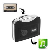 Wholesale USB Cassette Tape to MP3 Converter Player Convert into USB Flash Drive Flash Memory pen drive No Need Computer