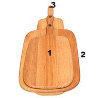 Cheap Natural Chopping Kitchen Chopping Blocks Bread Pallet Baking Cutting board Bamboo wooden Board Handmade Kitchen Accessories