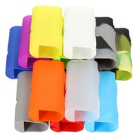 Wholesale Silicone Case Kanger Subox Mini Silicon Bag Colorful Rubber Sleeve Protective Cover Skin For kanger subox mini w Box VS Subox nano kit