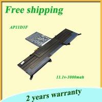 acer laptop batteries for sale - Brand New and hot sale ICP5 ICP5 Laptop battery For ACER AP11D3F AP11D4F black v mah