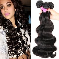 Wholesale Brazilian Virgin Hair A Grade Body Wave Unprocessed Human Hair Extensions New A Grade Brazilian Virgin Hair Extensions