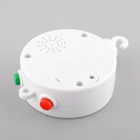 Wholesale Neborn Babies Musical Box Tunes Songs Baby Kids Mobile Crib Bed Bell Electric Autorotation Nursery Toys